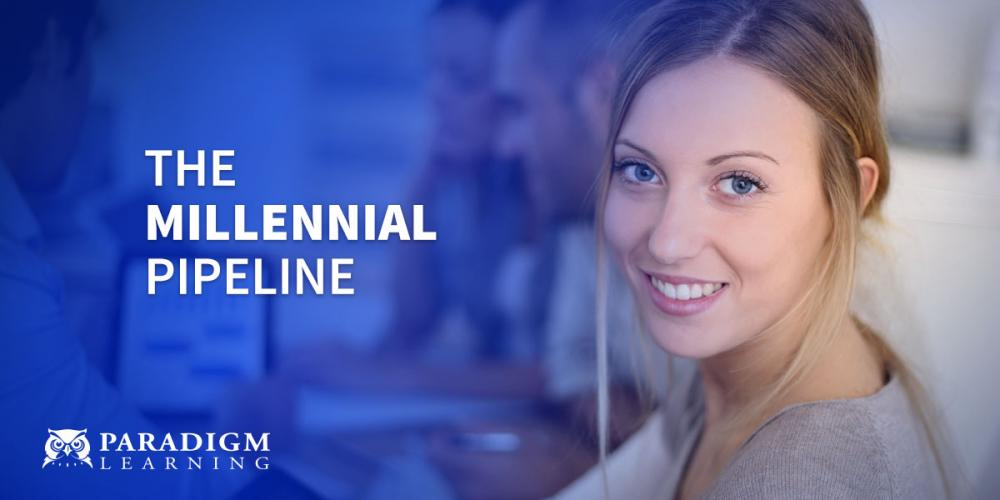 The Millennial Pipeline | Paradigm Learning