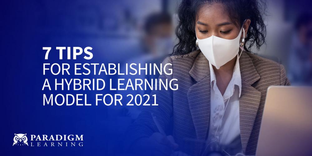 Virtual and classroom training, kirkpatrick learning model