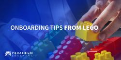 Onboarding Tips From Lego
