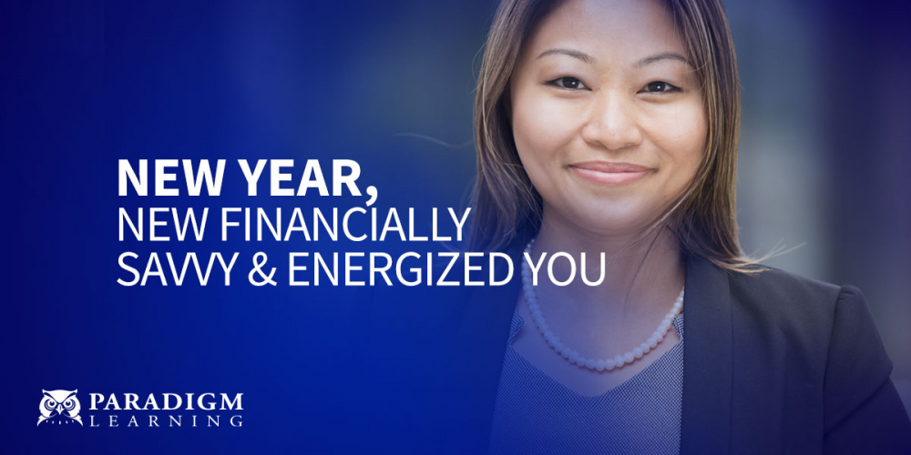 New Year, New Financially Savvy & Energized You