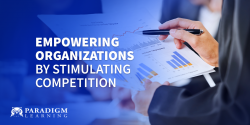 Empowering Organizations by Stimulating Competition