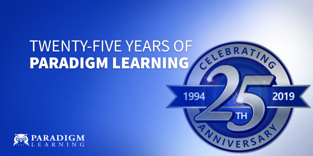 Twenty-Five Years of Paradigm Learning | Paradigm Learning